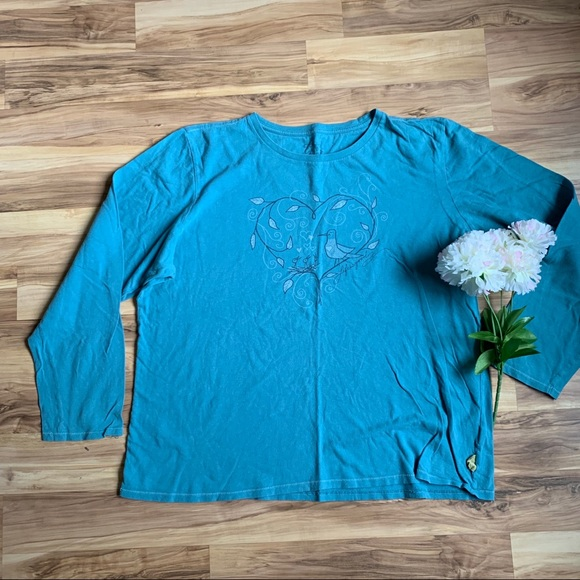 Life Is Good Tops - Life is Good L/ S t shirt size XXL